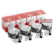 Andphi20mm 82.5mm Pistons And Rings Set For Vw Gti Passat Eos Audi A4 2.0 Tfsi Bwa Bpy