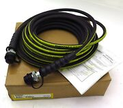 Enerpac Hydraulic Hose Hc9250c 50 Ft 1/4 I.d. 10,000psi Ch-604 Coupling Free Sh
