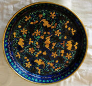 Middle-eastern Persian Ancient Rare Old Relish Tray Food Server 6 Set