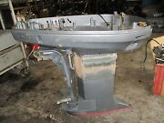2003 Yamaha Hpdi Lz250txrb Outboard 25 Mid Section
