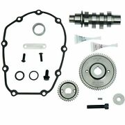 Sands Cycle 350g Gear Drive Cam Camshaft Kit For 2017 M8 Touring Models
