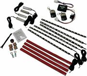 Custom Dynamics Magical Wizard Full Bike Color Changing Led Accent Light Kit