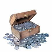 New American Coin Treasures Treasure Chest Of 1943 Lincoln Steel Pennies 2996