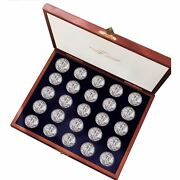 New American Coin Treasures Complete Walking Liberty Half Dollar Collection 1305