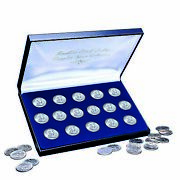 New Complete Franklin Silver Half Dollar Collection 1948-1963 1385
