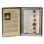 New American Coin Treasures First Days Christmas Ancient Coin Collection 14458