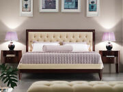 King Size Bed - Luxury Bed - Luxury Bedroom Set Lincoln - Luxury King Size Bed