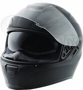 Fly Racing Sentinel Solid Color Helmets Motorcycle Street Matte Black All Sizes