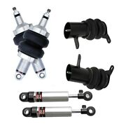 Ridetech Air Suspension System Fits 1965-1970 Buick Fullsizeelectrariviera And039