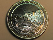 2012 S - Chaco Culture National Park Atb Quarter Dollar Coin