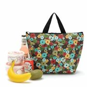 Defect Thirty One Thermal Picnic Lunch Tote Bag Windsor Bouquet 31 Gift New