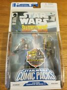 Star Wars Shadows Of The Empire Leia Organa And Xizor Comic Pack 5