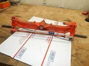 Jacobson Chief Mower Front Axle/spindles/tie Rod Assembly-used-loook