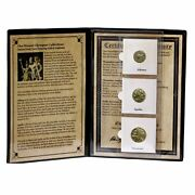 The Mount Olympus Collection - Ancient Greek Coins Featuring Gods And Goddesses