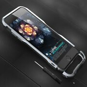 Luphie Metal Aluminum Bumper Shockproof Case Cover For Iphone 13 12 11 Pro Max X