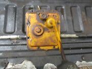 1958 Ford 1841 Diesel Tractor Transmission Shift Shifting Tower Free Shipping