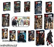 Lego Star Wars Buildable Figures- Kylo Ren/finn/rey And More -brand New And Boxed