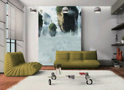 3d Floating Stones 764 Wall Paper Murals Wall Print Wall Wallpaper Mural Au Kyra
