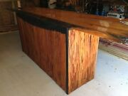 Sinker Cypress Bar With Pecky Cypress Base Lined In Red Cedar Newly Built