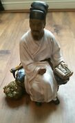 Very Rare Antique Korean Figurine In Very Good Condition Check Pictures Please