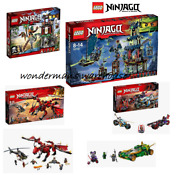 Lego Ninjago And Movie Sets - Firstbourne/destiny's Bounty And More - New