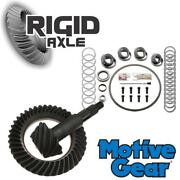 Amc 20 8.875 12 Bolt Motive 3.54 Ring And Pinion Gear Set W/ Master Bearing Kit