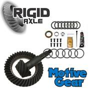 Amc 20 8.875 12 Bolt Motive 4.56 Ring And Pinion Gear Set W/ Master Install Kit