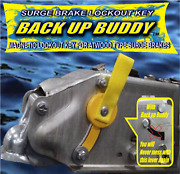 Magnetic Lockout Key For Atwood Type Surge Brakes Back Up Buddy