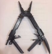 Gerber Muiti Tool Military Edition Black Great Condition And Price Letterman
