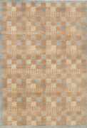 Pasargad Ny Hand-knotted Modern Area Rug - 6and0392 X 9and039