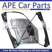 Skoda Superb 3t4/3t5 Front Right Window Regulator With Panel 3t0837462a
