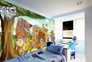 3d Dogs Cats Picture 8 Wall Paper Murals Wall Print Wall Wallpaper Mural Au Kyra