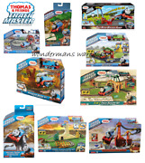 Thomas The Tank Engine And Friends Trackmaster Motorised Train Track Play Sets-new