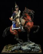 French Cuirassier On Horseback Tin Painted Toy Soldier Pre-sale | Museum