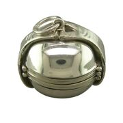 Sterling Silver Picture Ball Locket