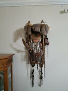 Native American Collectible Doll
