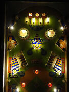 Gottlieb Batter Up Pinball Machine Led Coffee Table And Side Table Functional Art