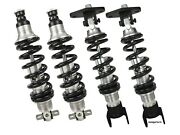 Aldan American Front And Rear Coilover Kit Fits 1997-2004 Chevrolet C5 Corvette And039