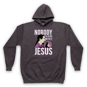 Nobody Jesus Unofficial The Big Lebowski Cohen Film Adults And Kids Hoodie