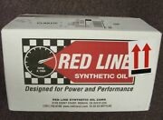 12 Quarts Red Line 10w40 High Performance Synthetic Motorcycle Sportbike Atv Oil