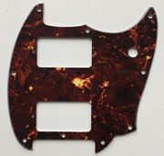 Squier Mustang Bullet Pickguard Hh / Hx / Hs / Ss / P90 / Blank Many Colours