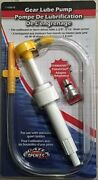 Gear Lube Lower Unit Pump - For Gear Lube And Quart Oil - Boater Sports 52610
