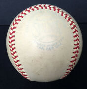 Vintage Spalding Charles Feeney Official National League Baseball In Box