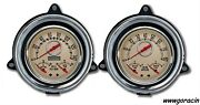 New Vintage Usa Direct Fit Gauge Packagefits 1954 Chevrolet Truckspeedotach