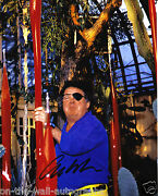Dale Chihuly World Renowned Glass Artist Hand Signed Autographed Photo Proof+coa