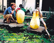 Dale Chihuly World Renowned Glass Artist Hand Signed Autographed Photo Proofcoa
