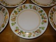 5 6 1/4 Bread And Butter Plates Noritake Homecoming 9002 Mint Condition