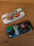 Looney Tunes And Quisp 1995 And 1989 Watches Bundle