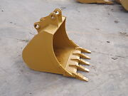 New 30 Excavator Bucket For A Caterpillar 304ccr W/ Pins