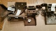 Nos Ford Mustang Shelby Door Hinges 1967 1968 Set